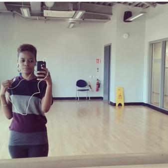 Dance Class at the Mardyke Gym